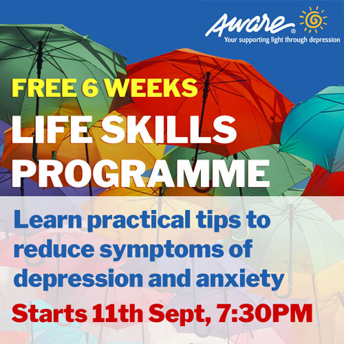 Life Skills Programme with Aware
