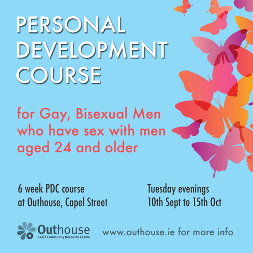 Personal Development Course for Gay Men